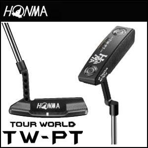 本間ゴルフ HONMA GOLF BERES パター TW-PT ブレードタイプ