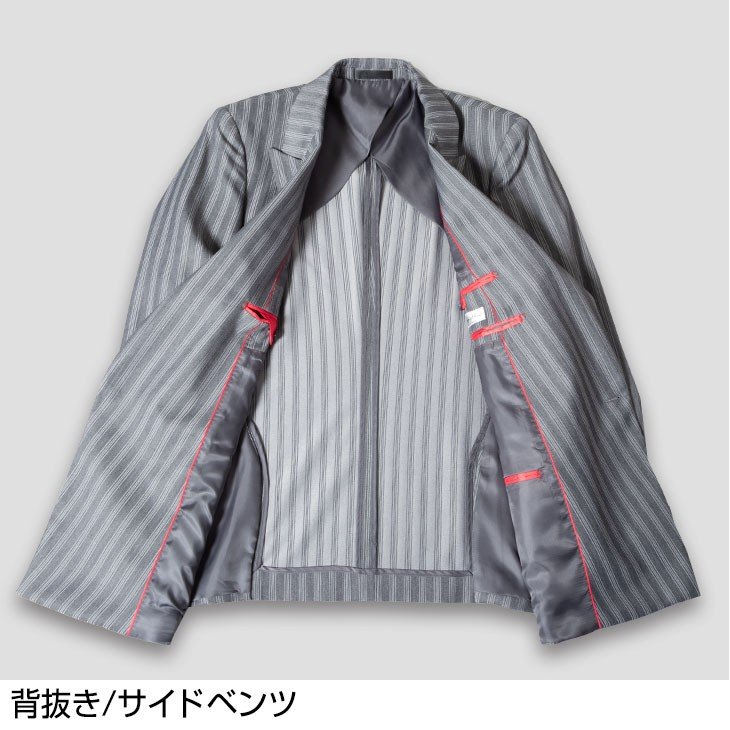 ダブルスーツ メンズ パーティー ドレススーツ ゆったりシルエット オールシーズン 春夏 ツータック ステージ衣装 120821 1.2.3.4 送料無料|unitedgold|14