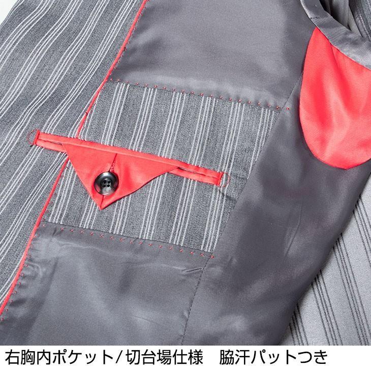 ダブルスーツ メンズ パーティー ドレススーツ ゆったりシルエット オールシーズン 春夏 ツータック ステージ衣装 120821 1.2.3.4 送料無料|unitedgold|15