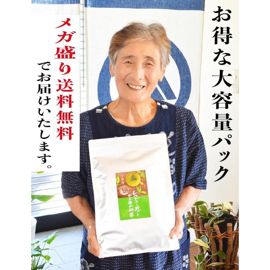 鹿児島茶 送料無料 緑茶 お徳用 お茶 ティーバッグ 2.5g×100個入 ティーパック 大容量 カテキン 100包 水出し オフィス 業務用 いつどこ ネコポス|unoike|06