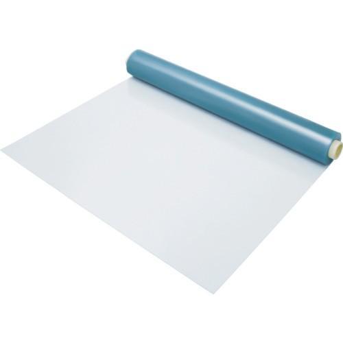 (間仕切り)アキレス 耐候・防炎・透明・非DOP系塩ビ アキレススカイクリア防炎 0.5×1370×30 SUKAI-CL05