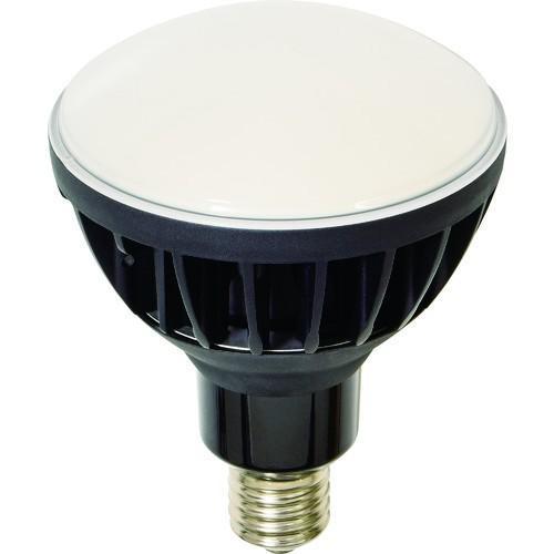 (LED電球)日動 LED交換球 ハイスペックエコビック50W E39 本体黒 L50V2-J110BK-50K