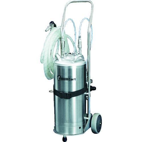 (スチーム洗浄機)いけうち 洗浄液発泡スプレーユニット AWACart·S·A ステンレスガン+接液部強アルカリ液対応タイプ AWACART-S-A