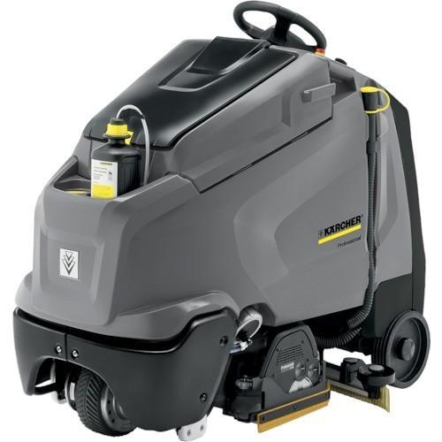 (床洗浄機)ケルヒャー 業務用立ち乗り式床洗浄機 BR75/95RSBPDOSE