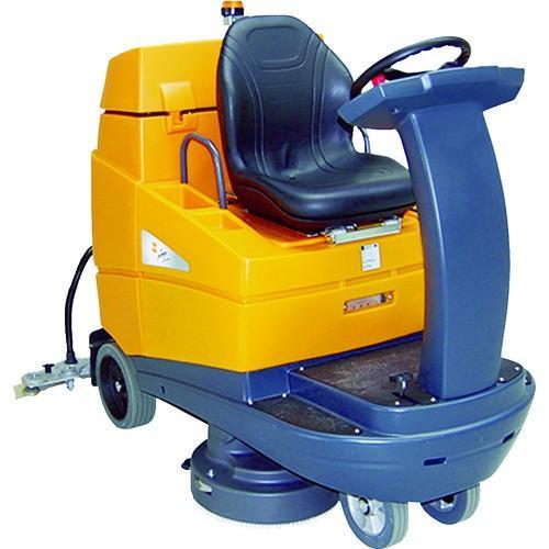 (床洗浄機)シーバイエス 自動床洗浄機 SWINGO4000 5722627