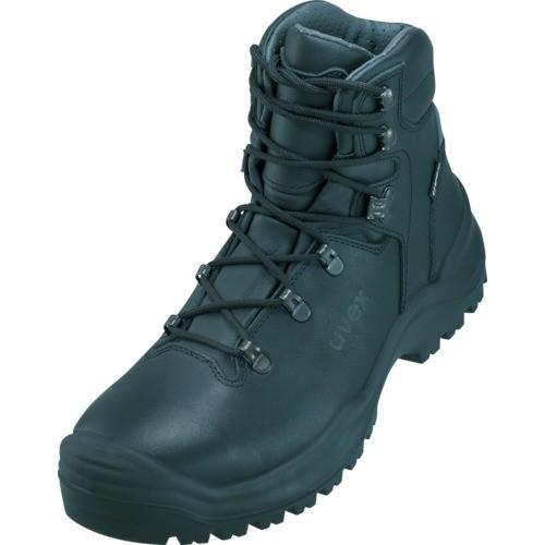 (作業靴)UVEX クアトロ GTXレースアップブーツ25.5CM S3 WR CI HI HRO SRC 84055-40