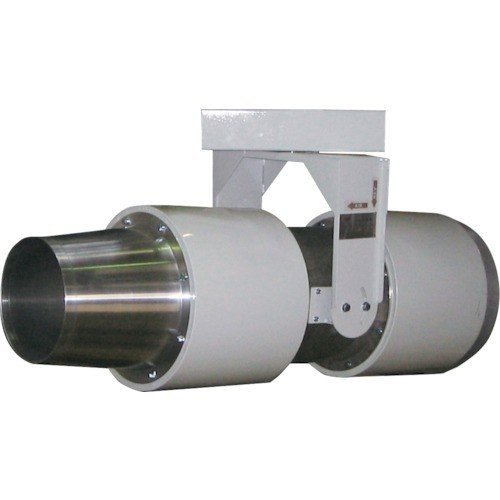 (送風機)テラル 誘引ファン(サイレンサー付き Sタイプ) SF160-4F-0.03(4)RR-1-200-S