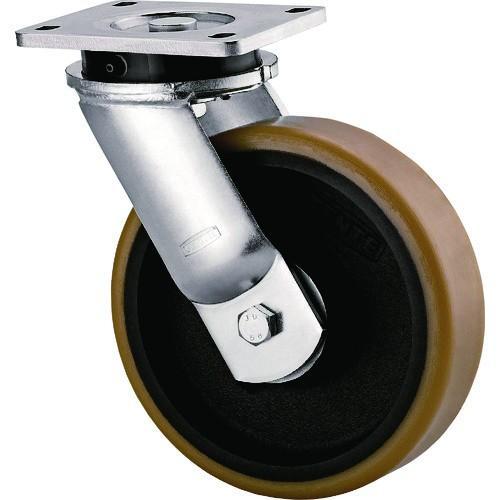 (重荷重用キャスター)テンテキャスター 超重荷重用キャスター(ウレタン車輪) 9650FTP200P63