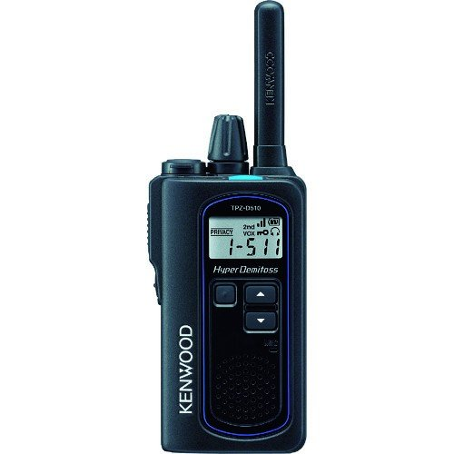 (トランシーバー)ケンウッド デジタル無線機(簡易登録申請タイプ) TPZ-D510