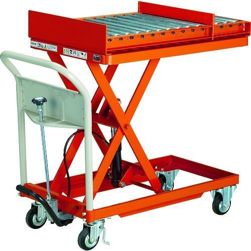 (ハンドリフター)TRUSCO 金型移動用ハンドリフター 900kg 600X1200 HLFA-E1000M1
