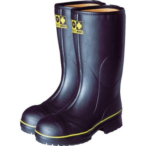 (長靴)弘進ゴム ライトセーフティーワークスLSW−01 24.5cm LSW-01-245