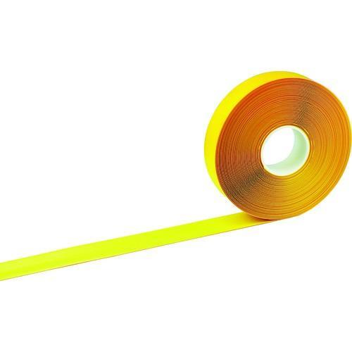 (ラインテープ)HESKINS ラインテープ PermaStripe 屋内用 幅50mmX長さ30m イエロー 6901004800030YUA
