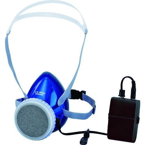 (取替式防じんマスク)YAMAMOTO 吸気補助具付き防じんマスク RL2 LS-880-RL2-M