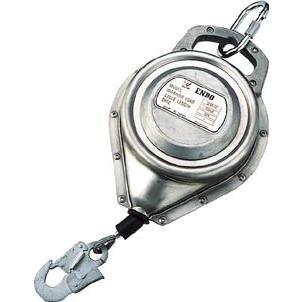 (安全帯 安全ベルト)ENDO セルフロック SLM−15 120kg 15m ステンレス SLM-15