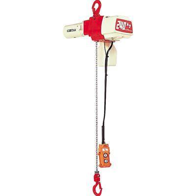 (電気チェーンブロック)キトー セレクト 電気チェーンブロック 1速 60kg(S)x3m ED06S
