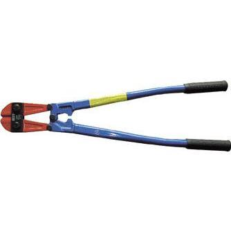 (鉄筋カッター)HIT ヒット商事 鋼より線(メッセンジャーワイヤー)対応ボルトクリッパー 750mm NBC750GW
