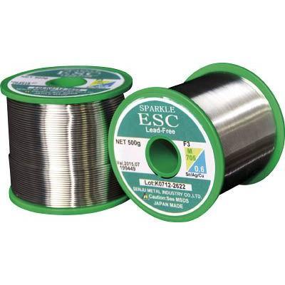 (はんだ)千住金属 エコソルダー ESC F3 M705 1.6ミリ ESCM705F31.6 ESC F3 M705 1.6