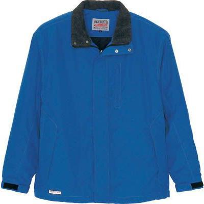 (寒さ対策 防寒対策用品)アイトス 防寒ジャケットブルーS 6164-006-S