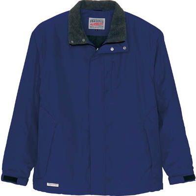 (寒さ対策 防寒対策用品)アイトス 防寒ジャケットネイビーM 6164-008-M