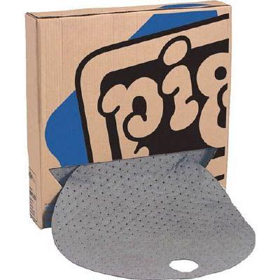 (吸収材)pig 210L用バレルトップピグマット (25枚/箱) MAT208-109
