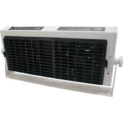 (除電機)シシド 送風型除電装置 ウインスタット BF-X4MB