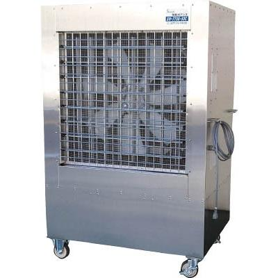 直送品 代引不可 (冷風機)SANWA 移動オアシス 50Hz仕様 SVI-770S-50C