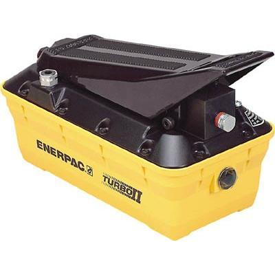 (ポンプ式ジャッキ)エナパック 単動用エアー駆動油圧ポンプ PATG1102N