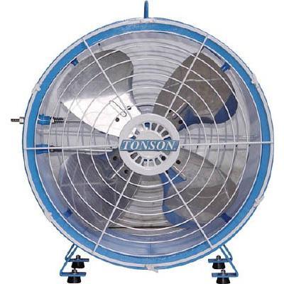 直送品 代引不可 (送風機)アクア エアモーター式送風機 AFR-24