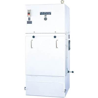 直送品 代引不可 (集じん機)アマノ 手動払い落とし型集塵機1.5KW 50HZ VNA-30-50HZ