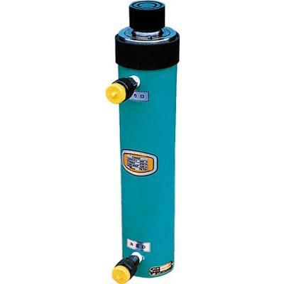 直送品 代引不可 (ポンプ式ジャッキ)OJ ジャッキ 油圧戻りジャッキ E20H25