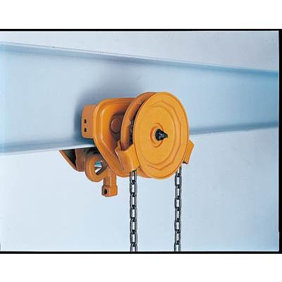 直送品 代引不可 (トロリー 吊り金具)キトー ユニバーサルギヤードトロリ TS形 3tx3m TSG-030