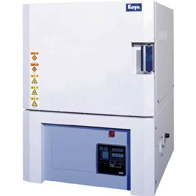 直送品 代引き不可 (恒温器・乾燥器)光洋 小型ボックス炉 1700℃シリーズ 高性能プログラマ仕様 KBF314N1