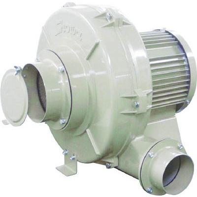 直送品 代引不可 (送風機)昭和 電動送風機 多段シリーズ(1.5kW) U100B-H26
