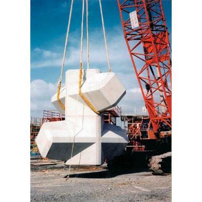(ラウンドスリング)大洋製器工業 インカ ヘビーラウンドスリング 20t×3.0m HRS-200X3