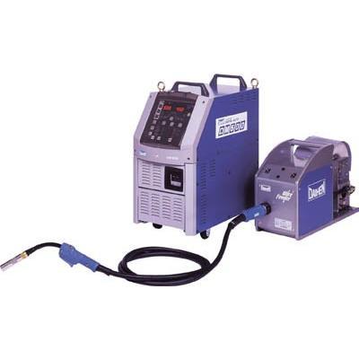 直送品 代引不可 (電気溶接機)ダイヘン CO2/MAG溶接機 デジタルオートDM−500 DM500