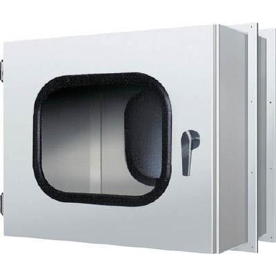 直送品 代引き不可 (クリーンブース)日本無機 パスボックス PPB-5551-KDJ