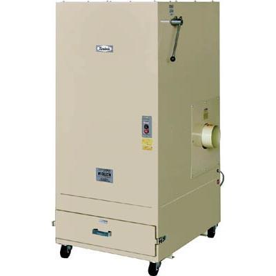 直送品 代引不可 (集じん機)ムラコシ 小型集塵機 0.75KW 200V UH-500NF-200V