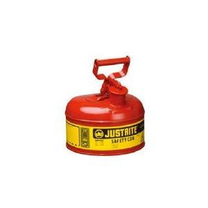 (ドラム缶)ジャストライト セーフティ缶 タイプ1 1ガロン J7110100