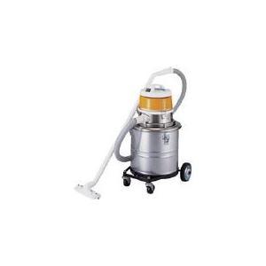 直送品 代引不可 (そうじ機)スイデン 万能型掃除機(乾湿両用バキューム集塵機クリーナー)単相200V SGV-110A-200V