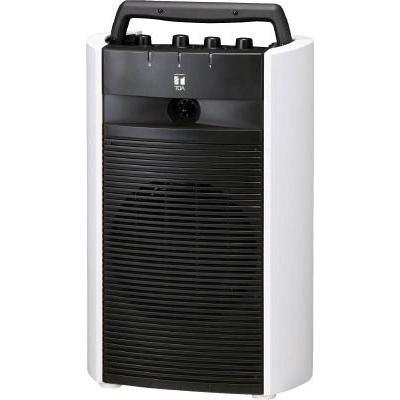 直送品 代引き不可(トランシーバー)TOA 800MHZ帯ワイヤレスアンプ(ダイバシティ)CD・SD・USB付 WA-2800SC