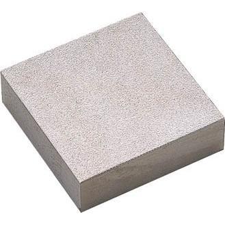 (金属素材)白銅 AMS−QQ−A−7075切板 101.6X150X150 AMS-7075 101.6X150X150