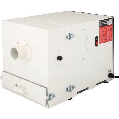 直送品 代引き不可(集じん機)スイデン 集塵機 低騒音小型集塵機SDC−L400 200V 60Hz SDC-L400-2V-6