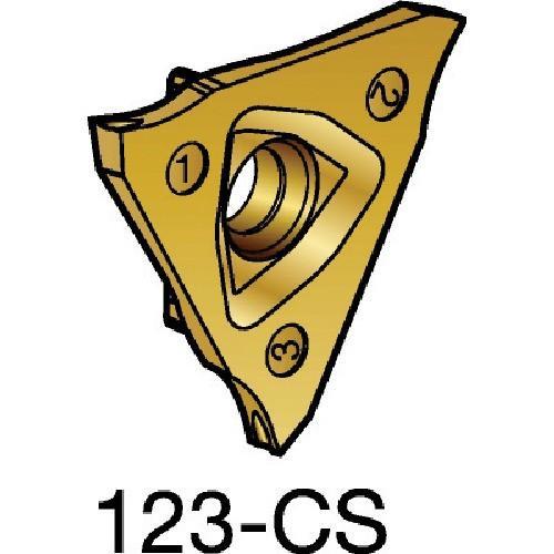(チップ)サンドビック コロカット2 突切り・溝入れチップ 1125 R123E202001001CS(10個入)
