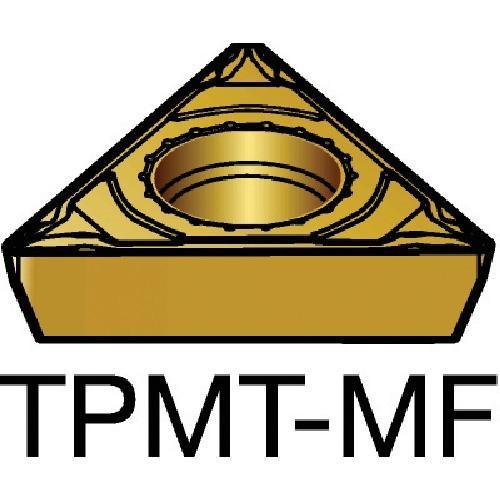 (チップ)サンドビック コロターン111 旋削用ポジ・チップ 1125 TPMT16T304MF(10個入)