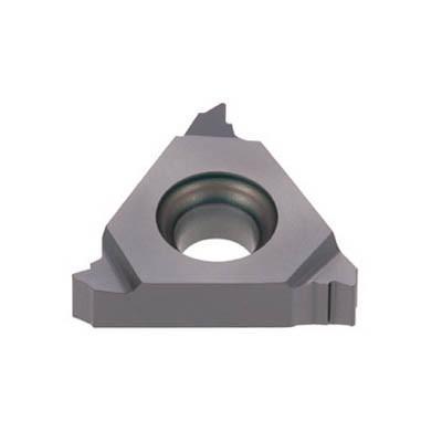 (工作機用ねじ切り工具)タンガロイ 旋削用ねじ切りTACチップ COAT 16ER16W(5個入)