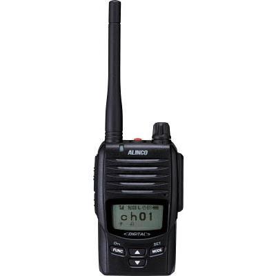 (トランシーバー)アルインコ デジタル登録局無線機5W(RALCWI)大容量バッテリーセット DJDP50HB