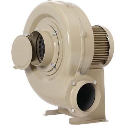 直送品 代引き不可(送風機)昭和 高効率電動送風機 コンパクトシリーズ(0.75kW−400V)EC−H07 EC-H07-400V