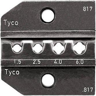 (圧着工具)RENNSTEIG 圧着ダイス 624−817 タイコ 1.5−6.0 624-817-3-0