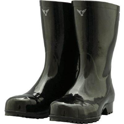 (安全長靴)SHIBATA 安全軽半長 AK010 27.0CM AK010-27.0