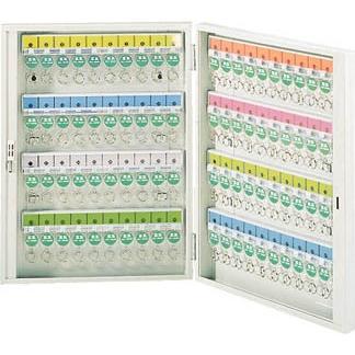 (キーボックス)トラスコ キーボックス ホルダ数80個 ホルダ数80個 ホルダ数80個 K-80 582